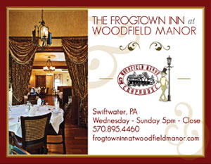The Frogtown Inn at Woodfield Manor