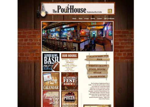 PourHouse Web